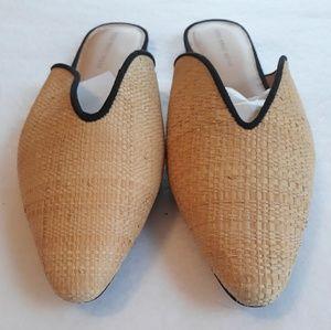 Slip on womens shoe